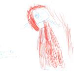 Katia Verdegaal, Bex, 4 ans