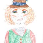 Lana Schafer, Farvagny, 12 ans