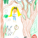 Asia Devivo, Villeneuve, 7 ans