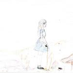 Evana Jelk, La Chaux-de-Fonds, 12 ans