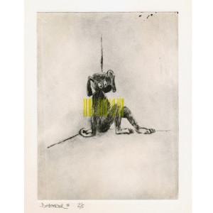 Expo Le Marsupilami - Le Marsupilami par Dom Studer, 2016