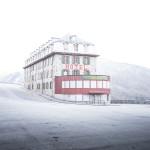Sur les traces du Valais à Genève Hôtel Furka - Furka Pass  – © EQ2 – Jean Revillard