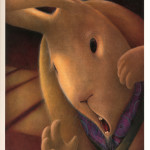 Le lapin d'Alice par Rebecca Dautremer, 2010 Editions Gautier Languerreau