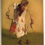 Le valet de coeur d'Alice au Pays des Merveilles par Rebecca Dautremer, 2010 Editions Gautier Languerreau